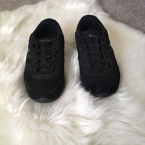 Champion black sneakers